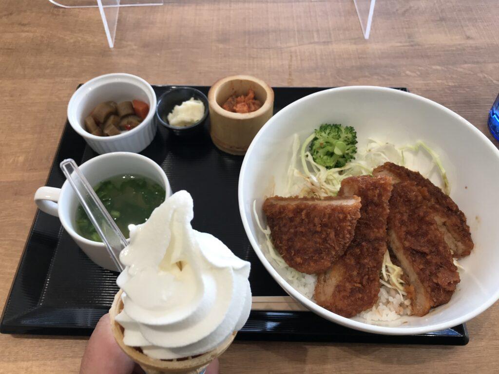 アーマテラス薬膳ソースカツ丼