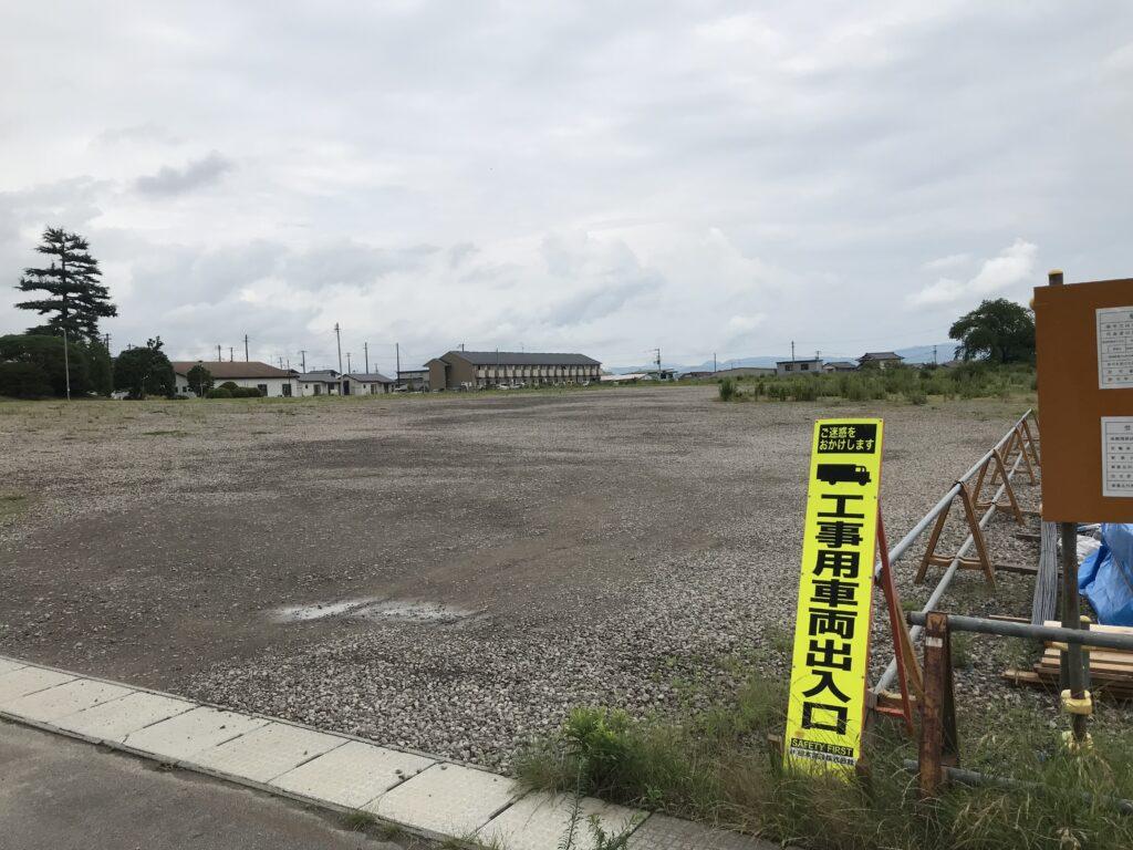 福島蚕糸跡地